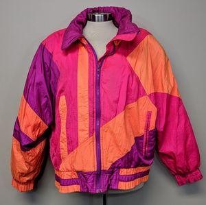 East West Vintage Ski Jacket